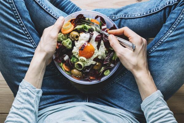 dieta dos pontos cardápio