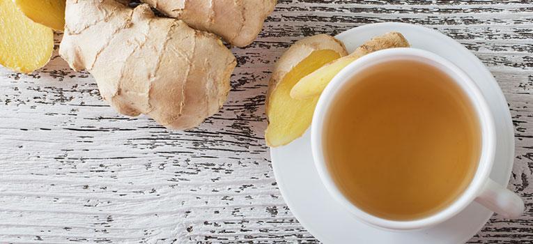 Beneficios do Chá de gengibre