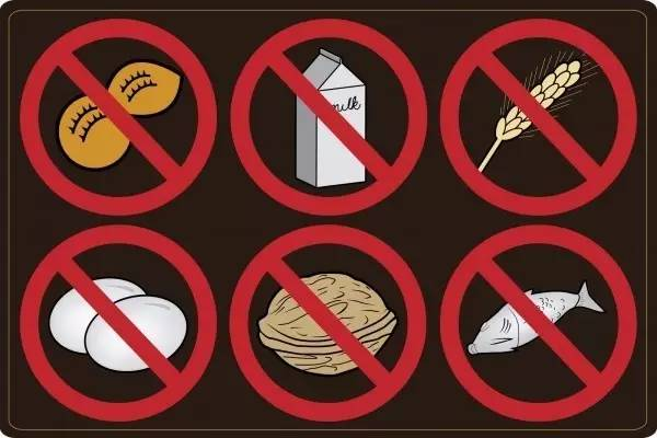 alergia aos alimentos