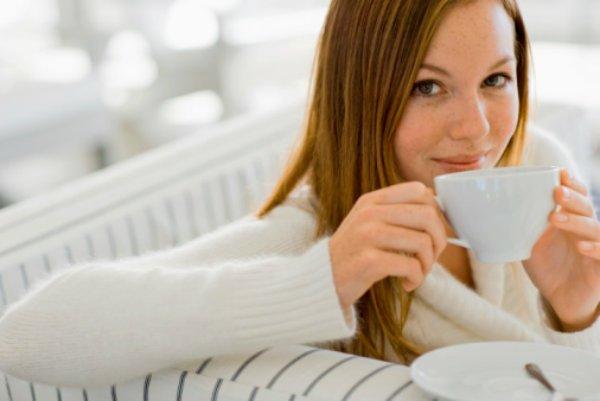 Benefícios do chá para mulher
