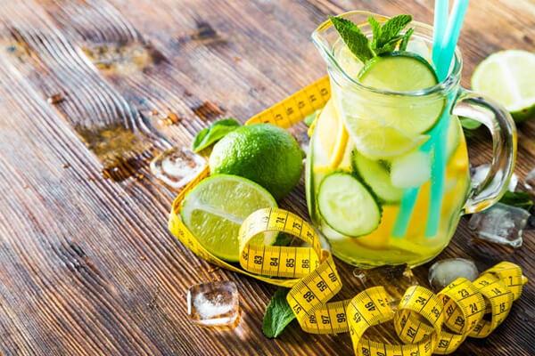 dieta do limão