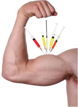 Efeitos colaterais de anabolizantes