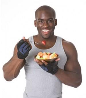 comer antes do treino