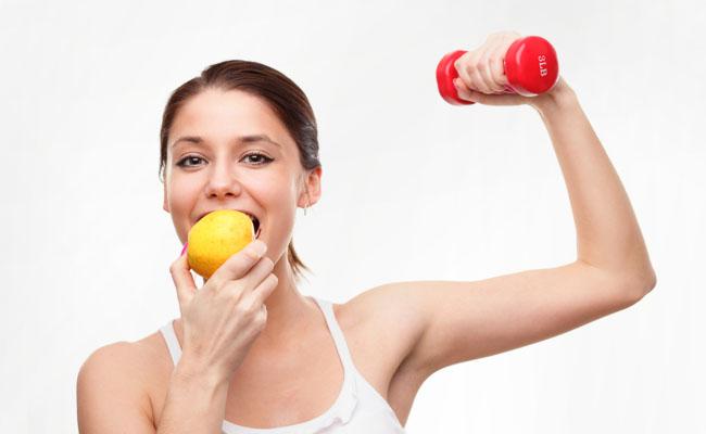 consequencias de treinar sem comer