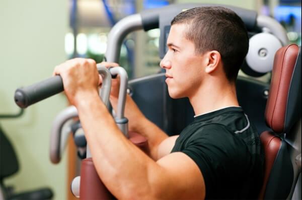 exercícios da musculação