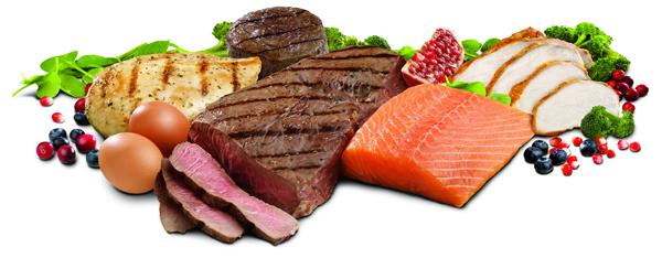 alimentos de proteinas