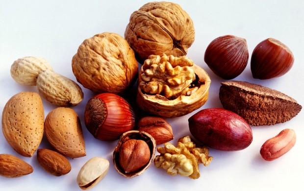 oleaginosas alimentos que melhoram a concentração