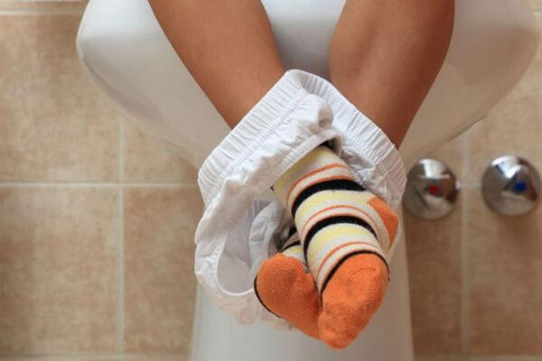 Intoxicação intestinal em crianças