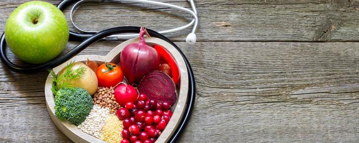 Alimentos para a redução do colesterol