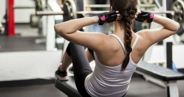 Musculação é indicado para o correto funcionamento da coluna