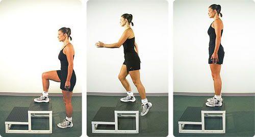 step movimentos basicos