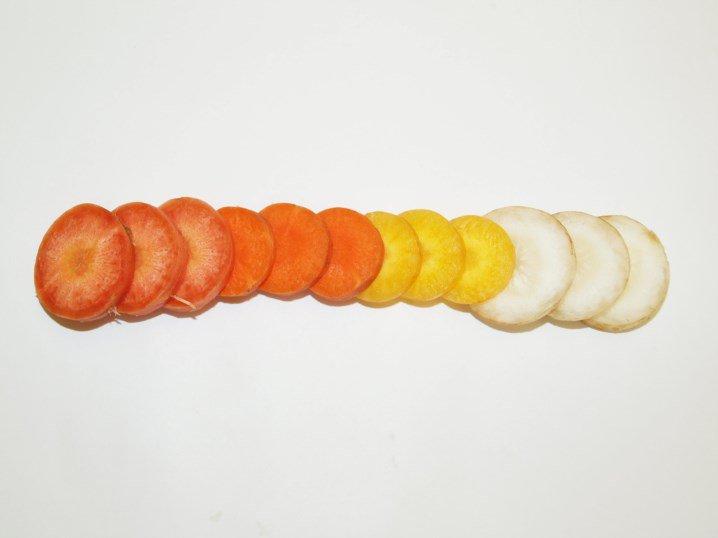 cenoura valor nutricional