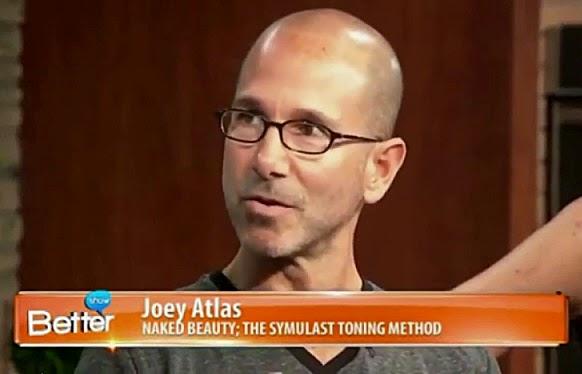 joey atlas adeus celulite