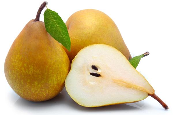 7 motivos para você introduzir a pera na sua alimentação!