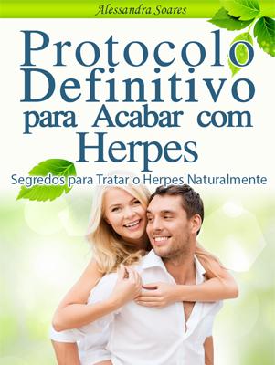 protocolo definitivo para acabar com a herpes