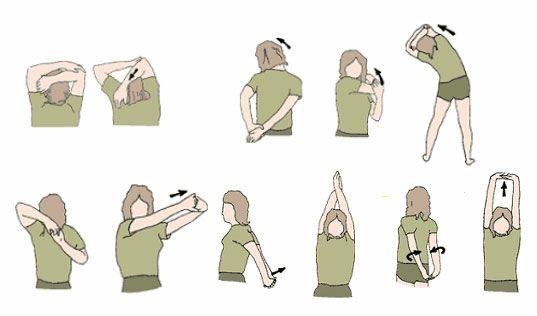 alongamento para ombro