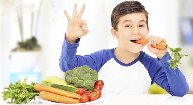 como fazer crianca comer fruta e legumes