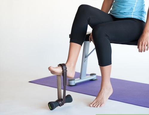 exercício para tornozelo levantamento