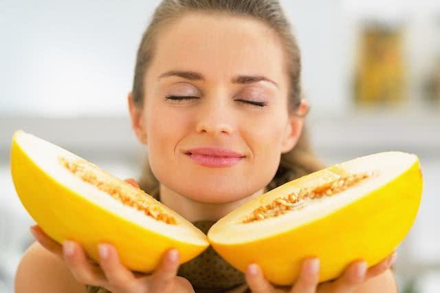 melão tabela nutricional