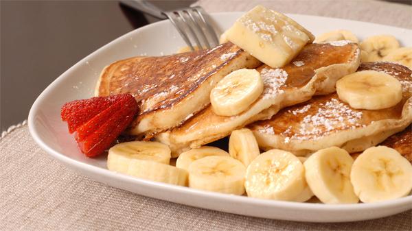 receita crepioca para café da manhã