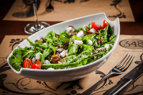 salada para gravida