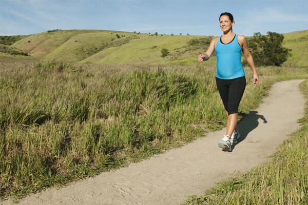 exercícios pós-gravidez