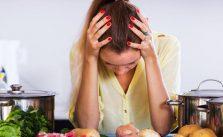 dieta para dor de cabeça