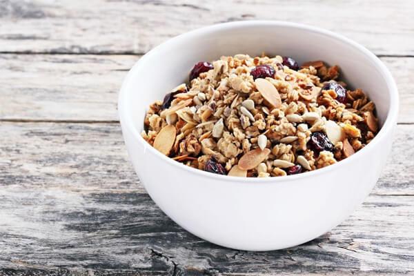 granola como consumir
