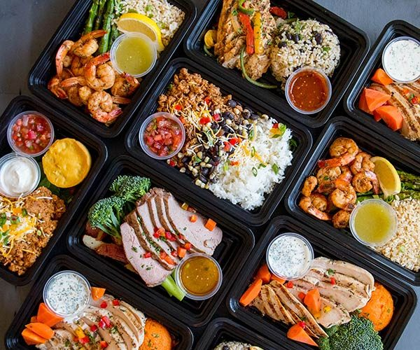 Fit Delivery Food