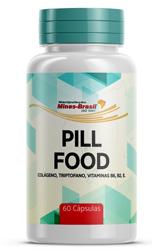 pill food suplemento