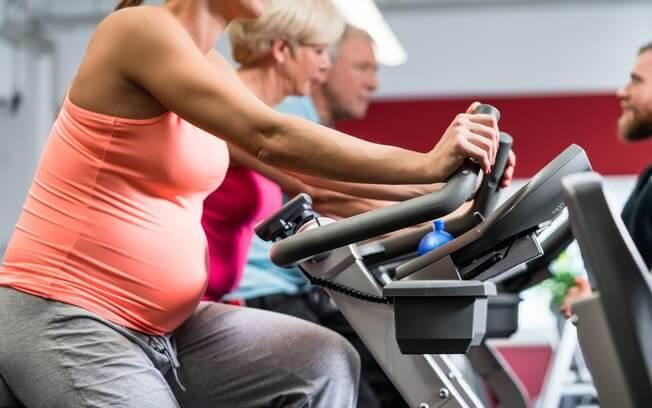 spinning após gravidez