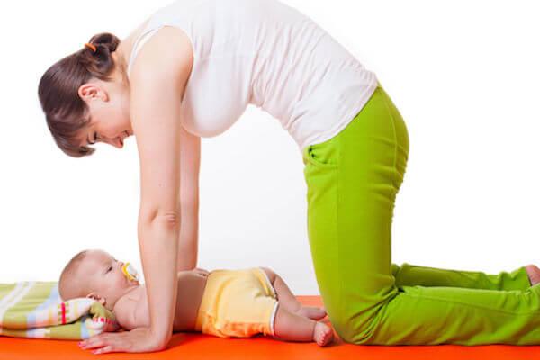 treino funcional para mães