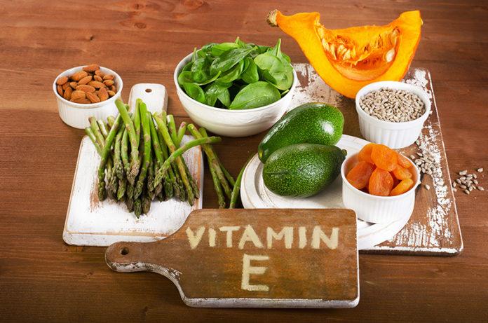 vitamina E funções