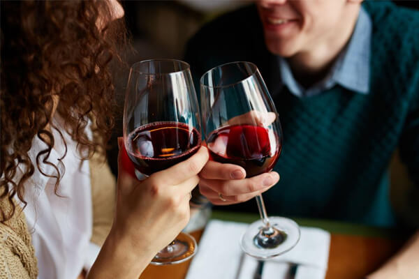 vinho tinto benefícios