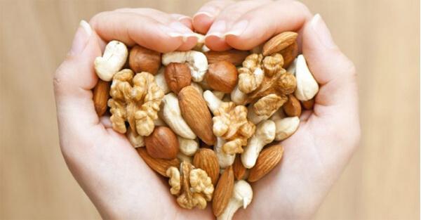 Benefícios dos frutos secos