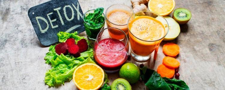 dieta detox como fazer