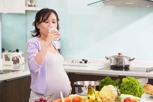 alimentação na gravidez dicas