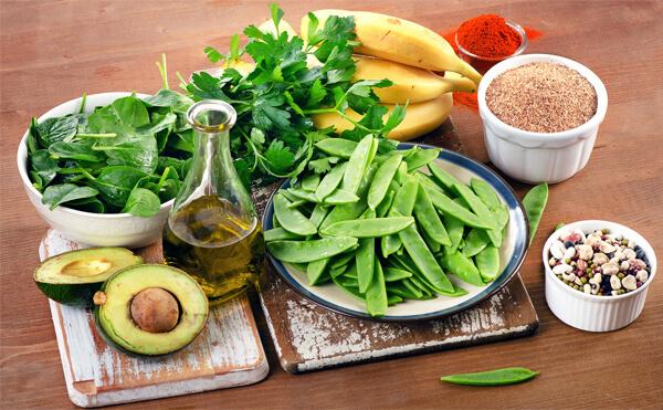 vitamina k alimentos