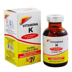 vitamina k como usar