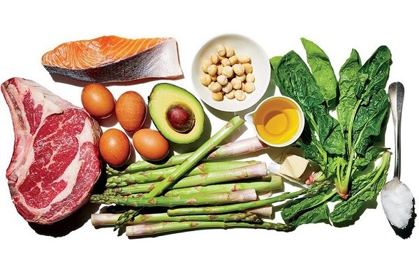alimentos permitidos na cetogênica 2