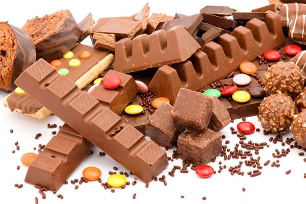 Tipos de Chocolate que fazem bem à saúde: leia aqui.