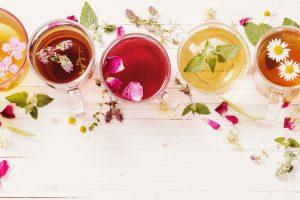 chá diuretico