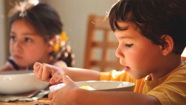 doença celíaca em crianças