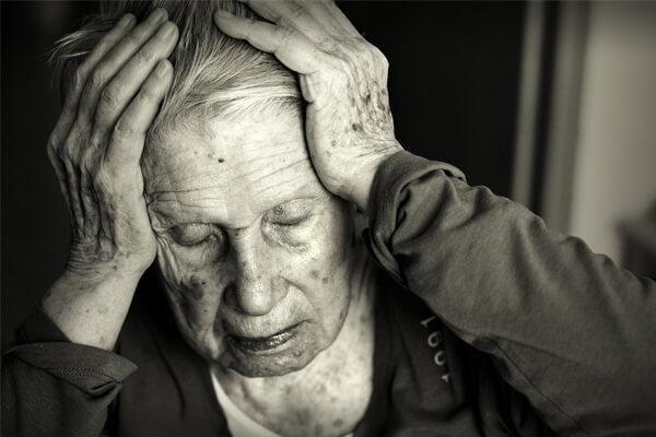 Sintomas da doença de Alzheimer