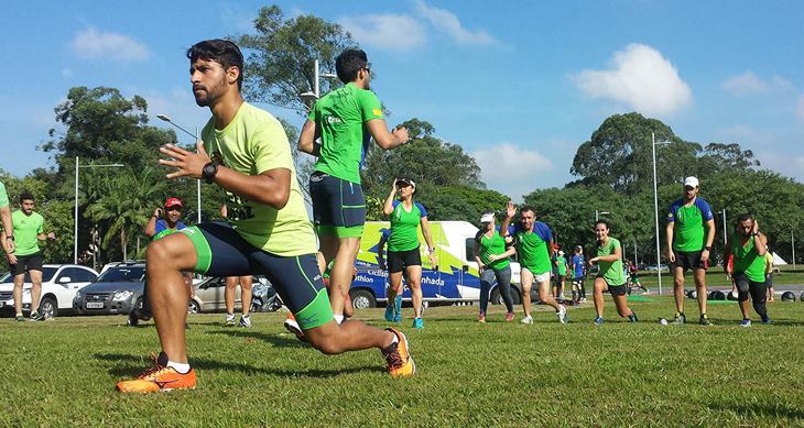 Exercícios para quem corre
