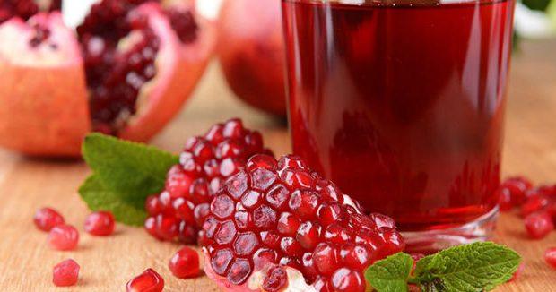 suco romã faz bem para a saúde
