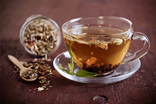 chá mate benefícios