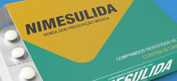 Nimesulida - comprimidos
