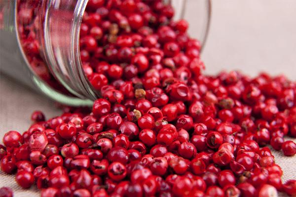 Benefícios da pimenta rosa para sua saúde!