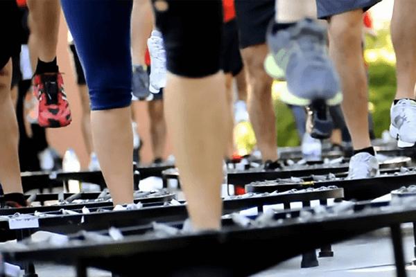 3 atividades que queimam gordura e 2 atividades que não queimam
